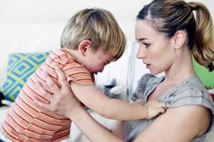 Cara Meredakan Amarah Anak